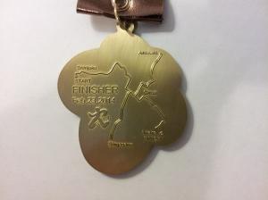 Tokyo medal - back
